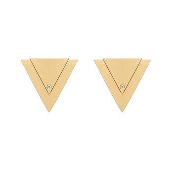 brinco-pierce-ouro-amarelo-diamantes