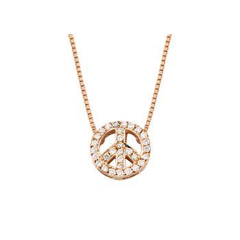 colar-paz-amor-ouro-rosa-diamantes