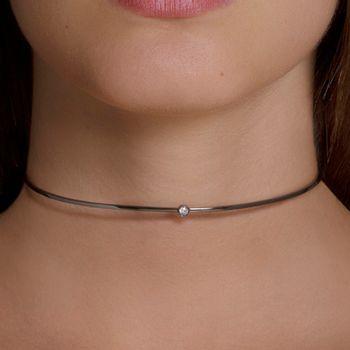 choker-love-ny-ouro-branco-rodio-negro-diamante-modelo