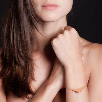 pulseira-pierce-ouro-amarelo-diamante-modelo