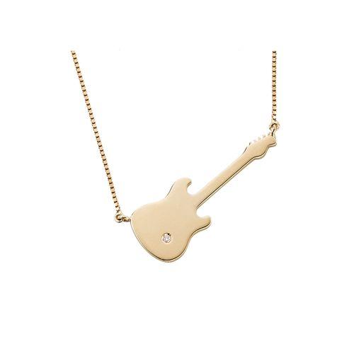 colar-guitarra-ouro-amarelo-diamante