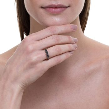 anel-spike-diamond-ouro-branco-rodio-negro-diamantes-negros