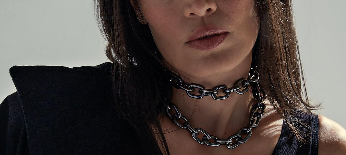 Coleção Chain Body Image 1
