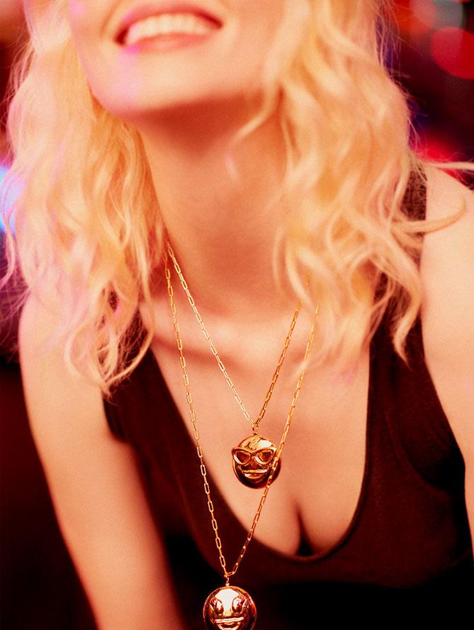 Coleção Pink Chain Body Image 1