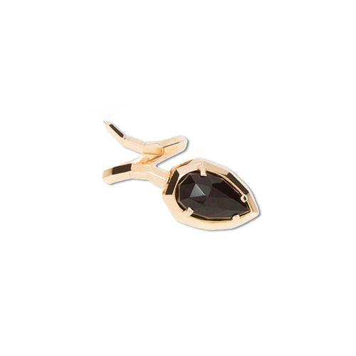 anel-cobra-ouro-rosa-quartzo-negro