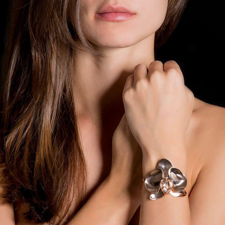pulseira-orquidea-prata-ouro-rosa-diamante-modelo