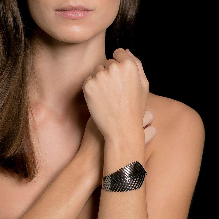 pulseira-tropical-prata-rodio-negro-diamante-modelo