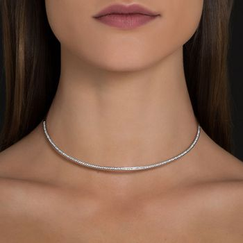 colar-aro-ouro-branco-diamantes