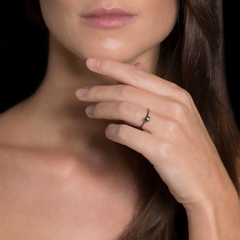 anel-first-diamond-ouro-branco-rodio-negro-diamante-modelo