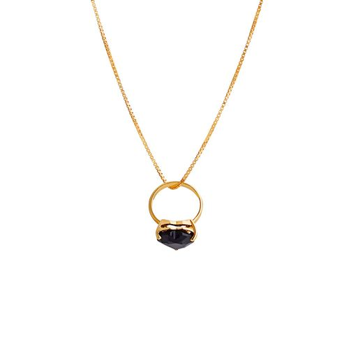 pingente-coracao-ouro-rosa-quartzo-negro-colar