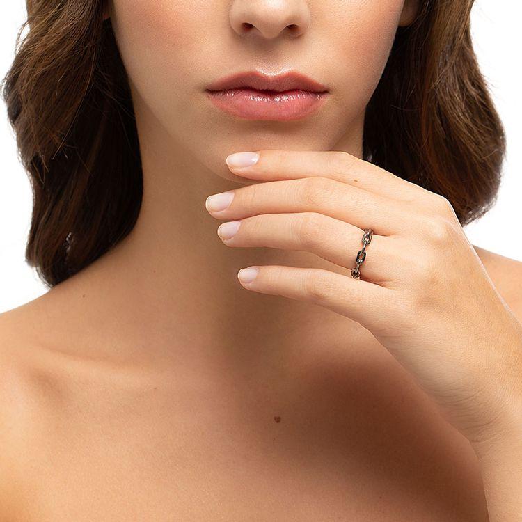 anel-chain-prata-negro-modelo
