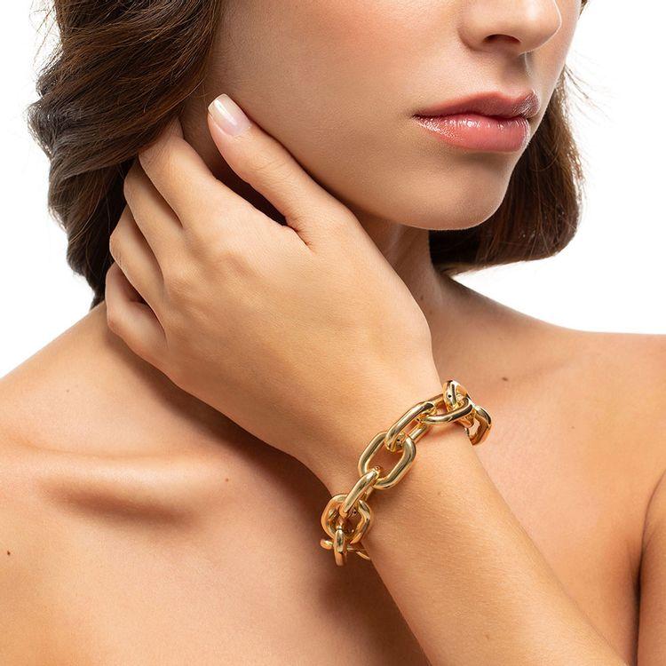 pulseira-elo-pequeno-prata-amarelo-chain-modelo