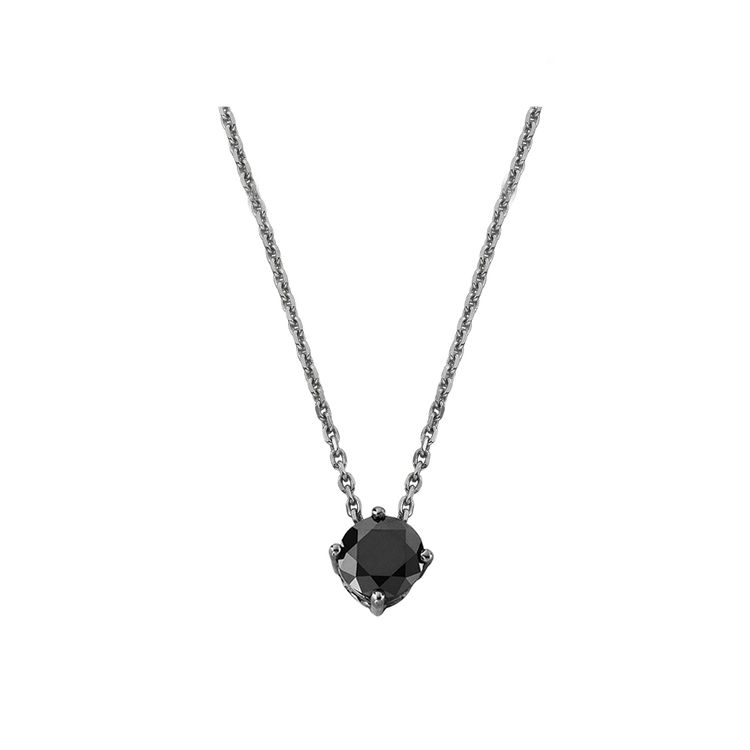 colar-solitario-rodio-negro-diamante