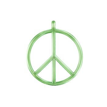 pingente-peace-and-love-g-prata-com-green-lacquer-still
