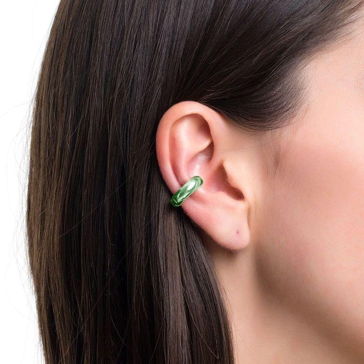 iercing-pop-chain-prata-com-green-lacquer-modelo