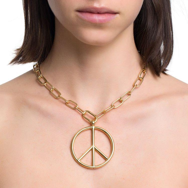 pingente-peace-and-love-g-prata-com-banho-de-ouro-amarelo-18k-modelo