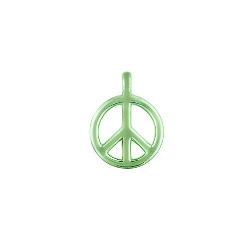 pingente-peace-and-love-p-prata-com-green-lacquer-still