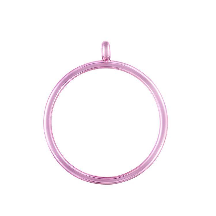 pingente-argola-pop-chain-prata-com-pink-lacquer-still