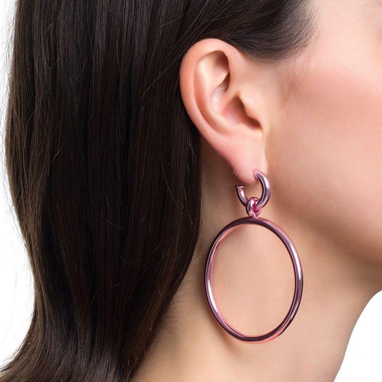 pingente-argola-pop-chain-prata-com-pink-lacquer-modelo