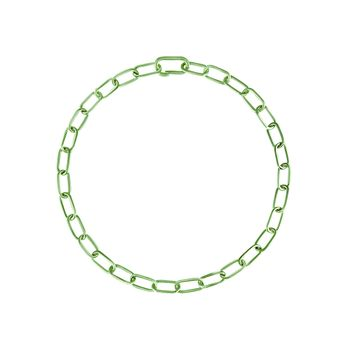 colar-pop-chain-prata-com-green-lacquer-still