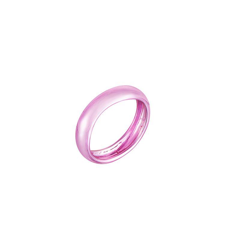 anel-tubo-prata-com-pink-lacquer-still