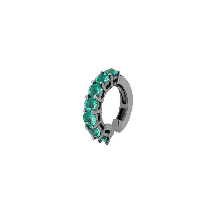 piercing-chain-lovers-ouro-branco-rodio-negro-e-esmeraldas-br05779t-still-1