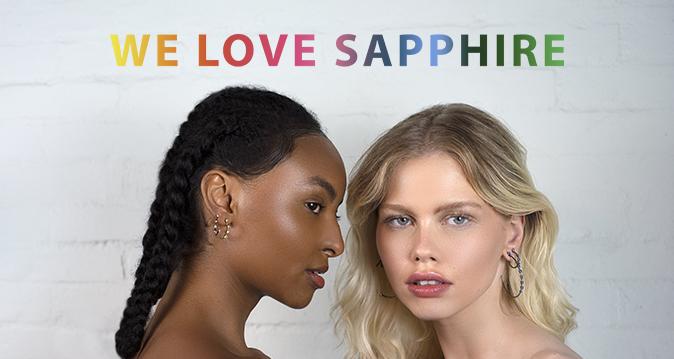 we love sapphire