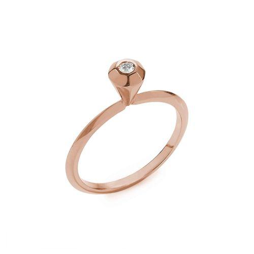 Anel First Diamond - 14