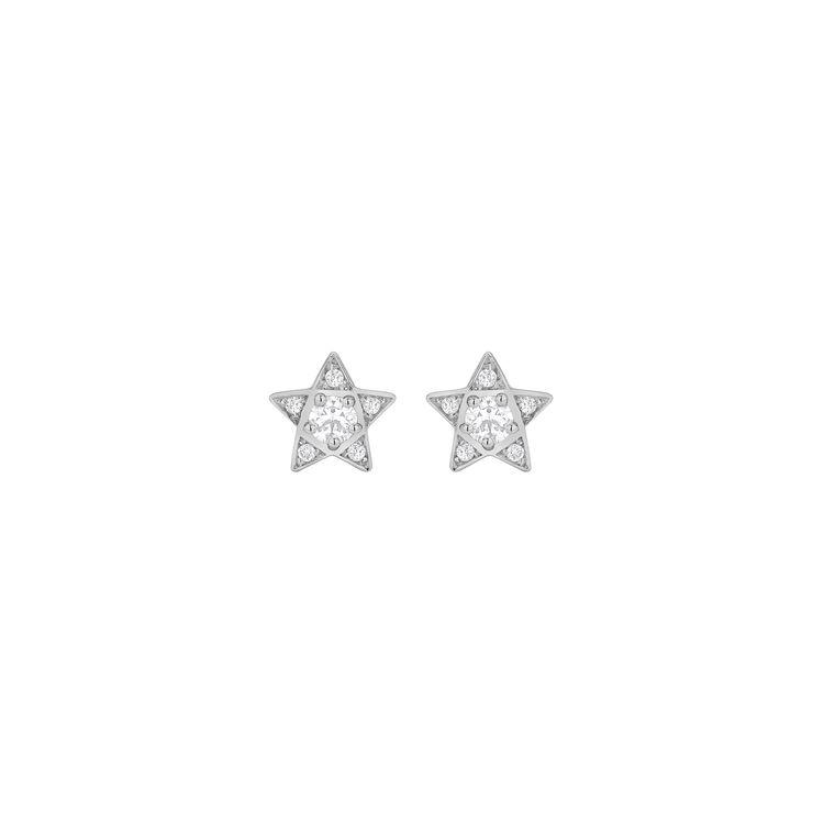 Brinco-Estrela-Mini-em-ouro-branco-18k-com-diamantes-±037ct-±G-H-VSI1-SI2.