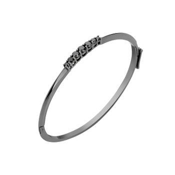 Pulseira-Rock-Star-em-ouro-branco-18k-com-banho-de-rodio-negro-e-diamantes-negros-±099ct.